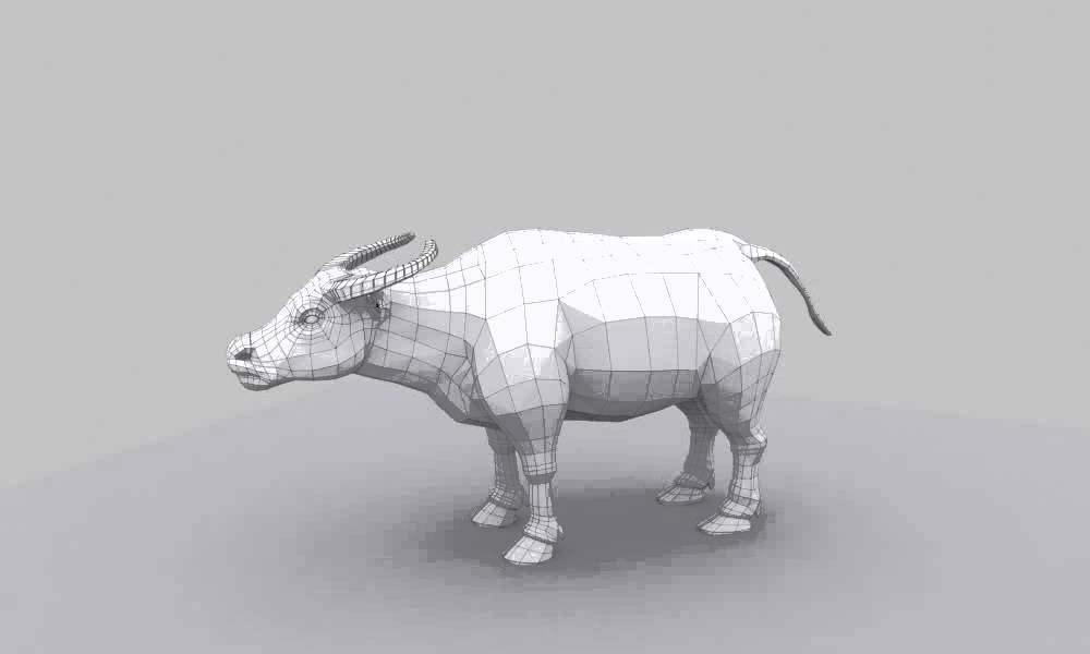 3d modelling polygon count guide