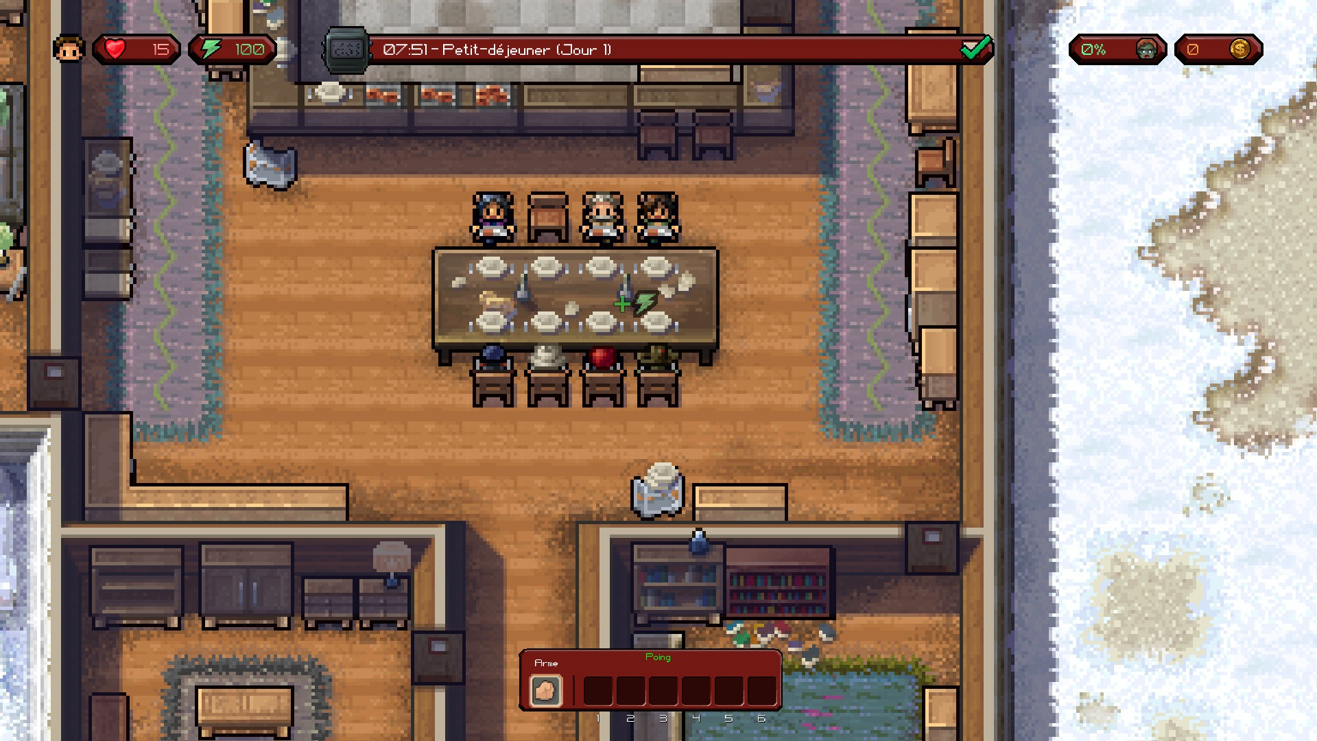 the escapists the walking dead trophy guide