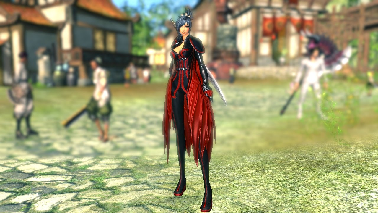 outfits blade and soul guide