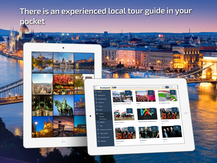 stay city guides and offline map