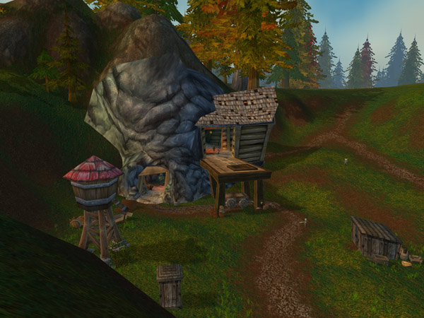world of warcraft vanilla mining guid