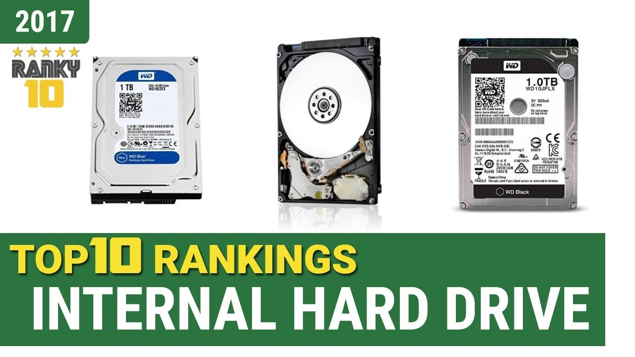 hard drive buying guide 2017